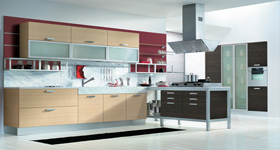 Кухня в стиле Модерн из серии Casa Italia (Mobilclan, Италия) удачно сочетает...